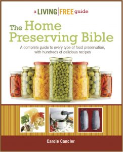 Home Preserving Bible book cover