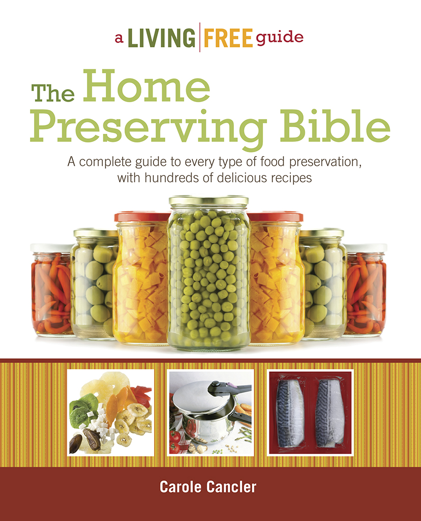 An overview of 10 home food preservation methods from ancient to home preserving bible forumfinder Image collections