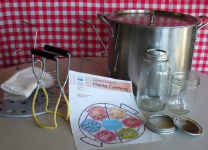 DIY canning equipment (Carole Cancler)