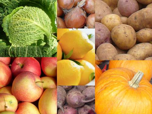 Winter Food Storage Guide In A Root Cellar Or Other